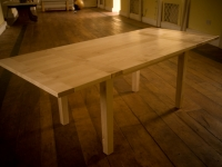 Extending (and shrinking) Sycamore Table